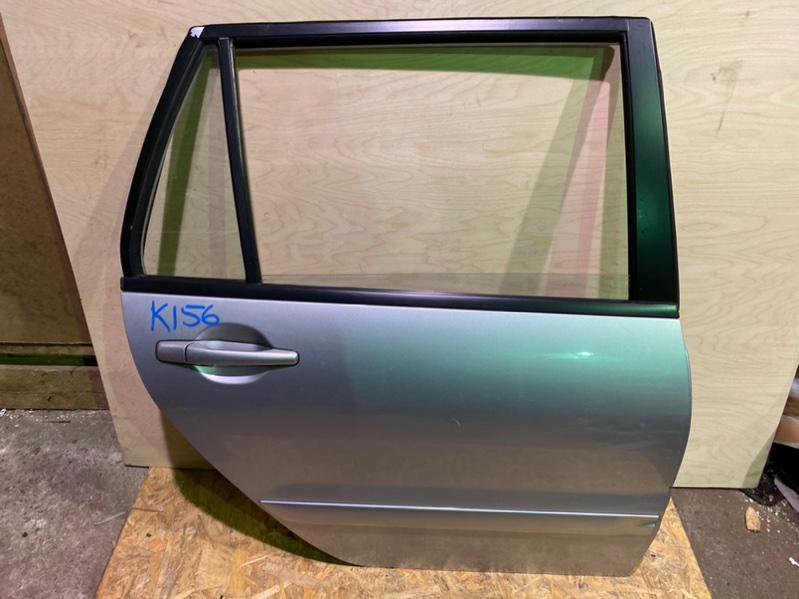 Дверь Mitsubishi Lancer 9 CS 4G18 2005 задняя правая (б/у)