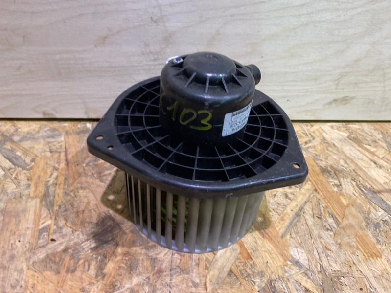 Моторчик печки отопителя Mitsubishi Asx GA 4A92 2011 (б/у)