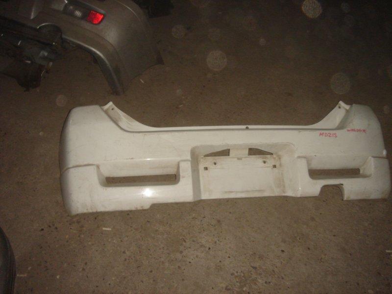 задний бампер MC21S/MC22S