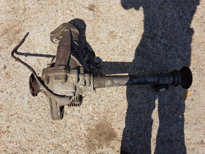 передний редуктор туарег 3.2 литра