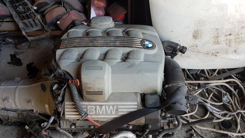двигатель N62B36 е65