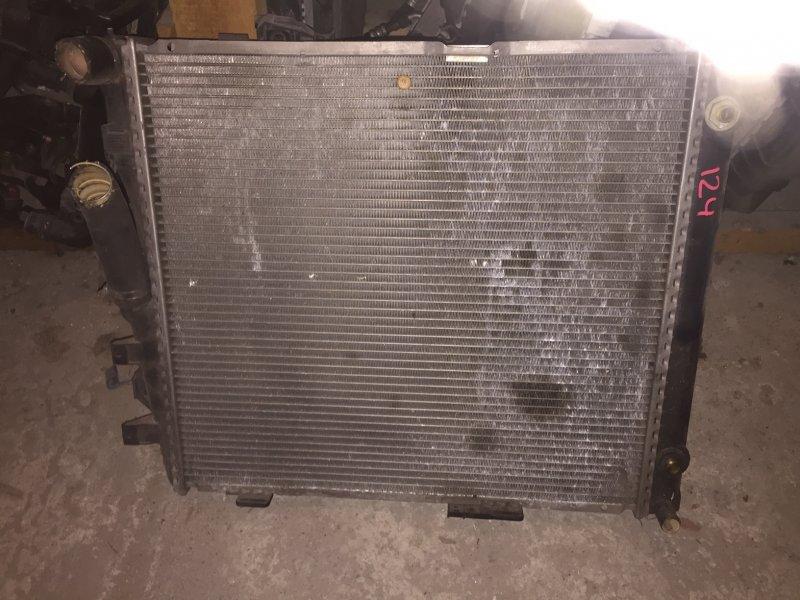 радиатор основной 124