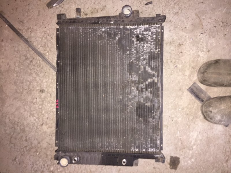 радиатор е36