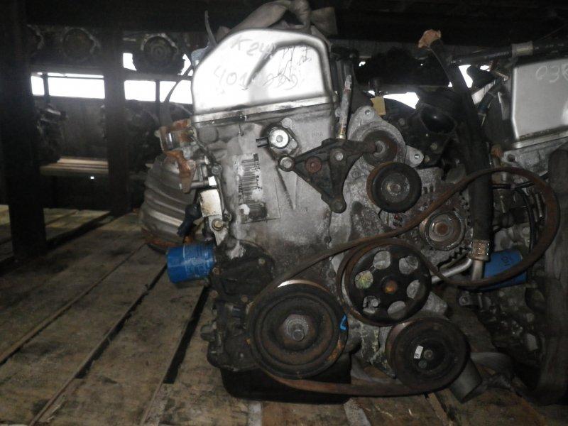 ДВИГАТЕЛЬ K24A CRV 2001-2007г.