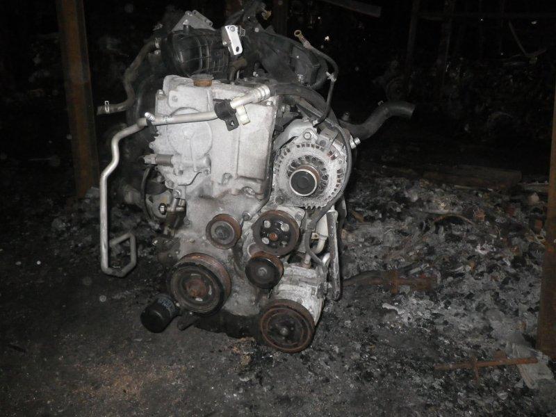 ДВИГАТЕЛЬ ДВС МОТОР QR25 T31 4WD 2007-2012г.