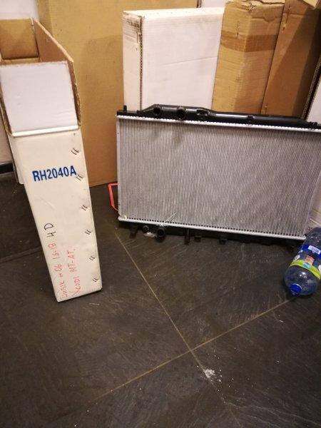 Новый радиатор охлаждения FD R18 1.8L 2005-2011гг
