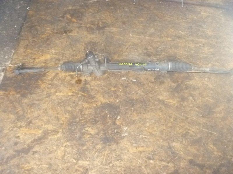 Рулевая рейка Harrier 2003, XU30 (02.2003 - 07.2013)
