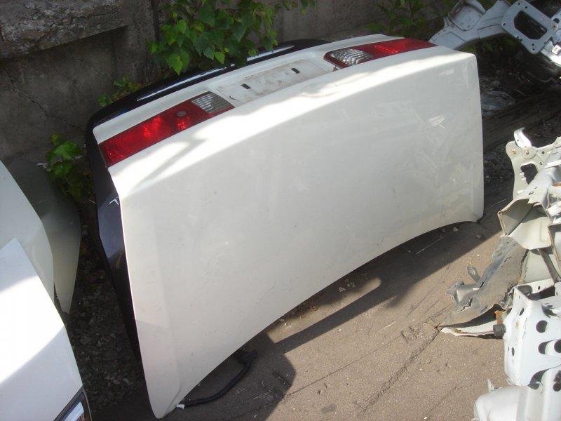 крышка багажника рестайлинг