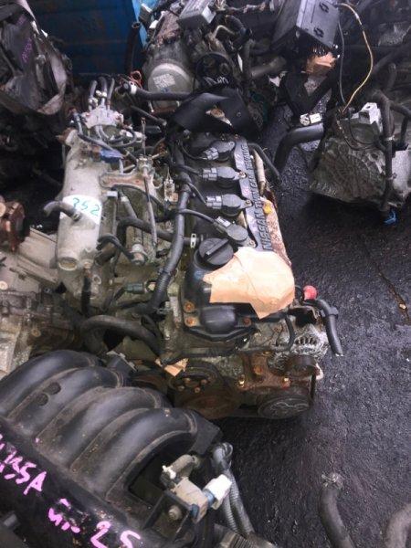 Двигатель Nissan Almera QG18DE 1999 (б/у)
