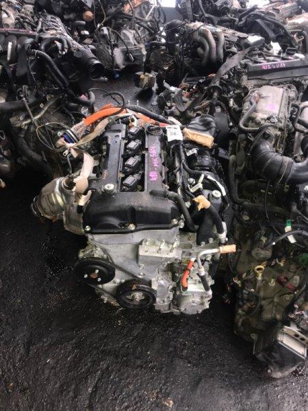 Двигатель Mitsubishi Outlander 4B11 HYBRID 2015 (б/у)