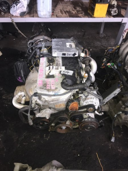 Двигатель Toyota Vista Ardeo 1ZZ 1999 (б/у)