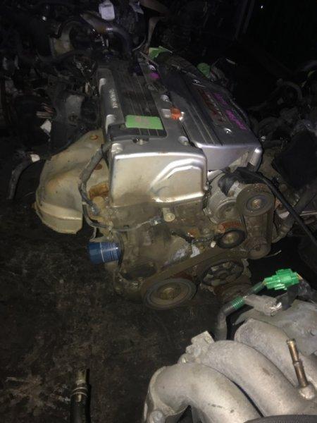 Двигатель Honda Accord 7 K24A 2006 (б/у)