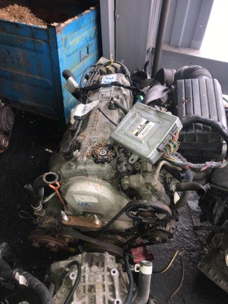 Двигатель Honda Logo D13B 1995 (б/у)