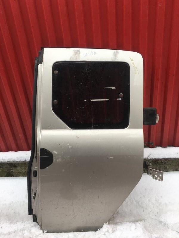 Дверь Honda Element задняя (б/у)