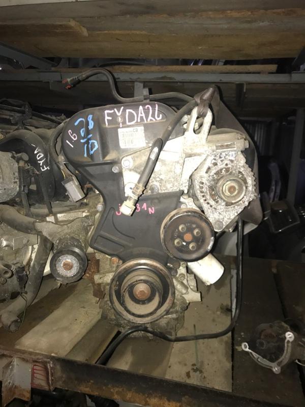 Двигатель Ford Focus FYDA (б/у)