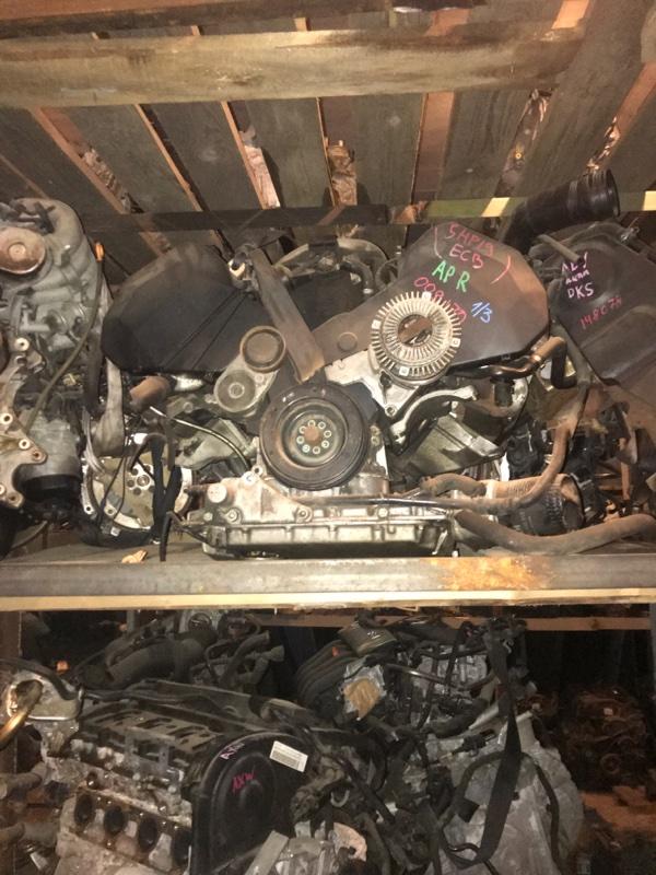 Двигатель Audi A6 C5 APR 2003 (б/у)