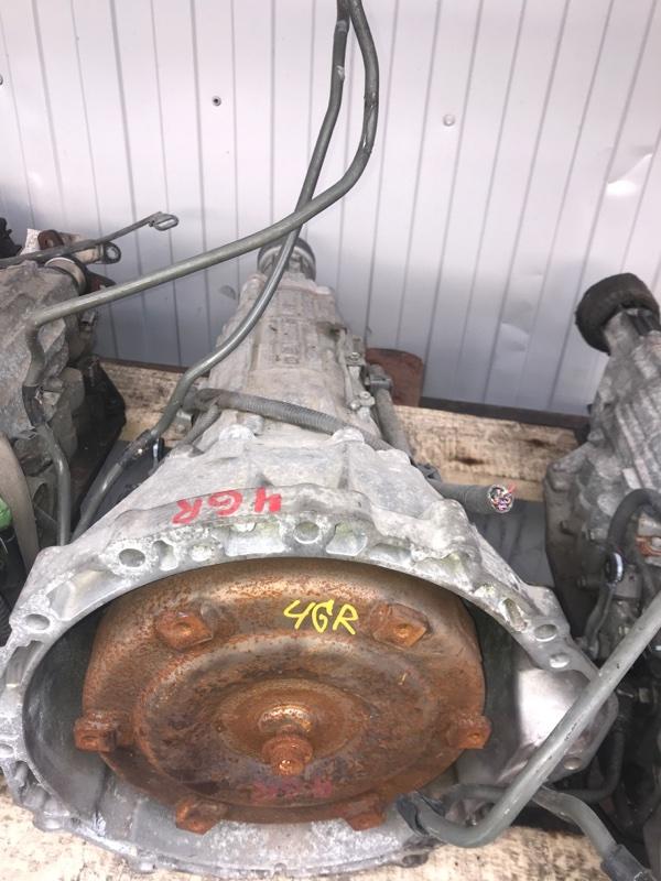 Акпп Lexus Is250 4GRFSE 2007 (б/у)