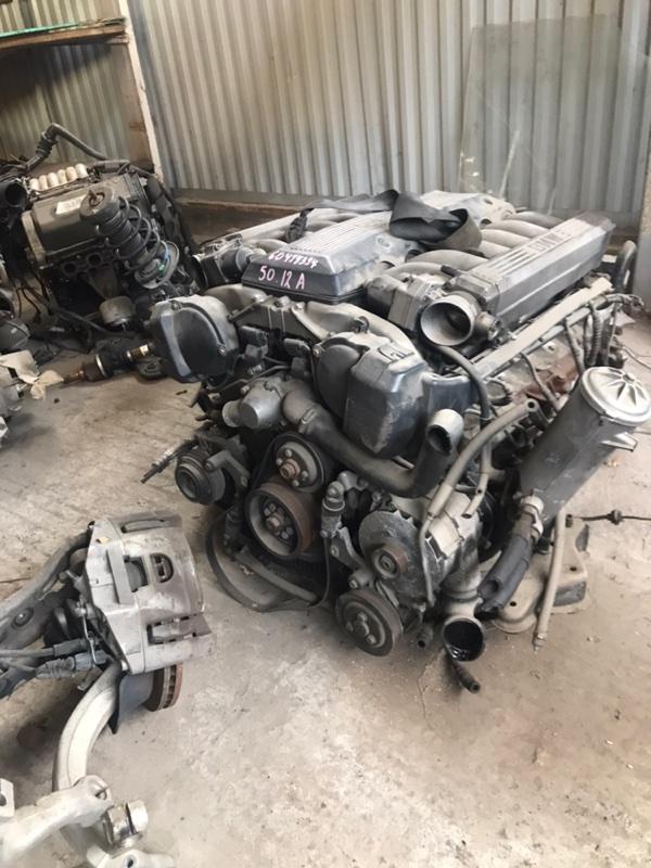 Двигатель Bmw 7 E32 M70B50 1994 (б/у)