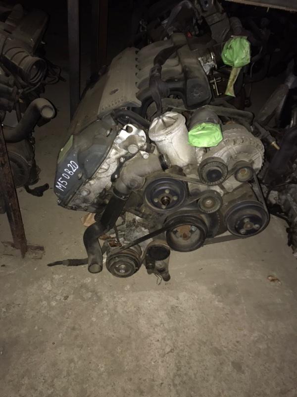 Двигатель Bmw 5 E34 M50B20 (б/у)