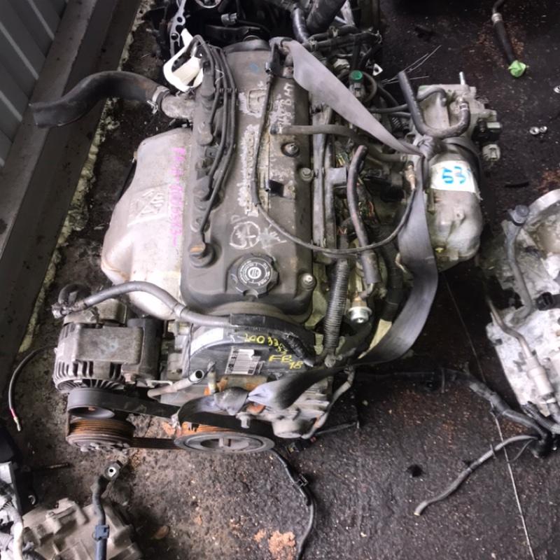 Двигатель Honda Accord CF F18B 1999 (б/у)