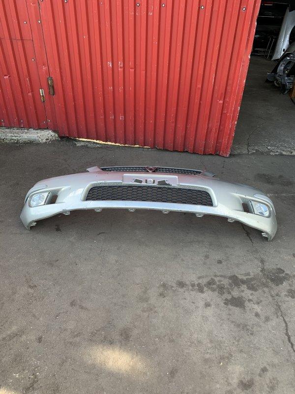 Бампер Toyota Altezza XE10 передний (б/у)