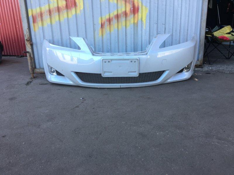 Бампер Lexus Is250 (б/у)