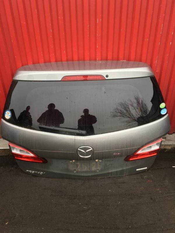 Крышка багажника Mazda Premacy CW (б/у)