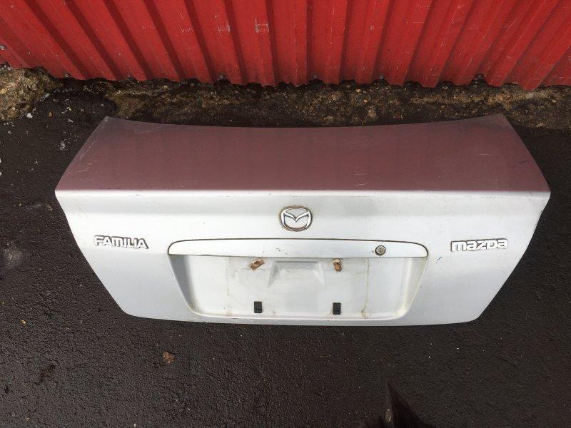 Крышка багажника Mazda Familia BJ (б/у)