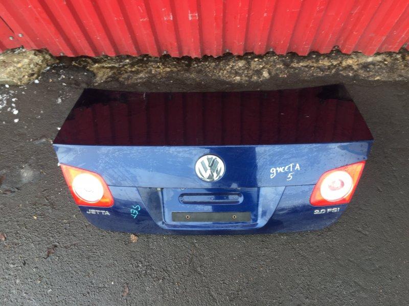Крышка багажника Volkswagen Jetta (б/у)