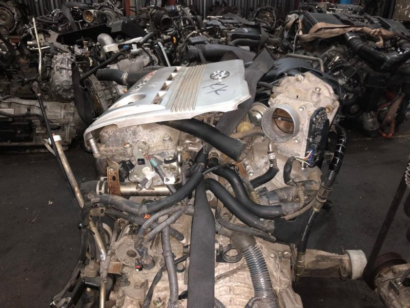 Двигатель Lexus Rx330 3MZFE 2007 (б/у)