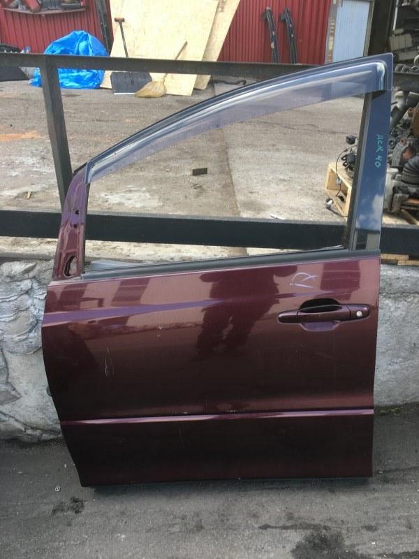 Дверь Toyota Estima ACR40 (б/у)
