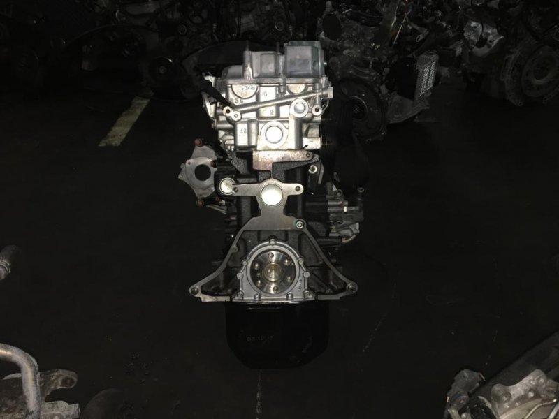 Двигатель Mitsubishi Pajero Sport 2 4D56U 2014 (б/у)