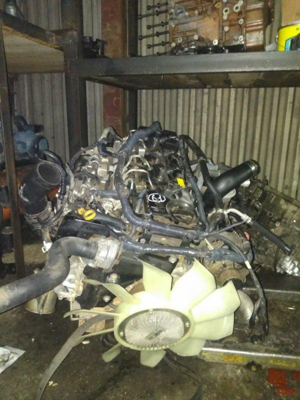 Двигатель Nissan Cabstar ZD30DDTI (б/у)