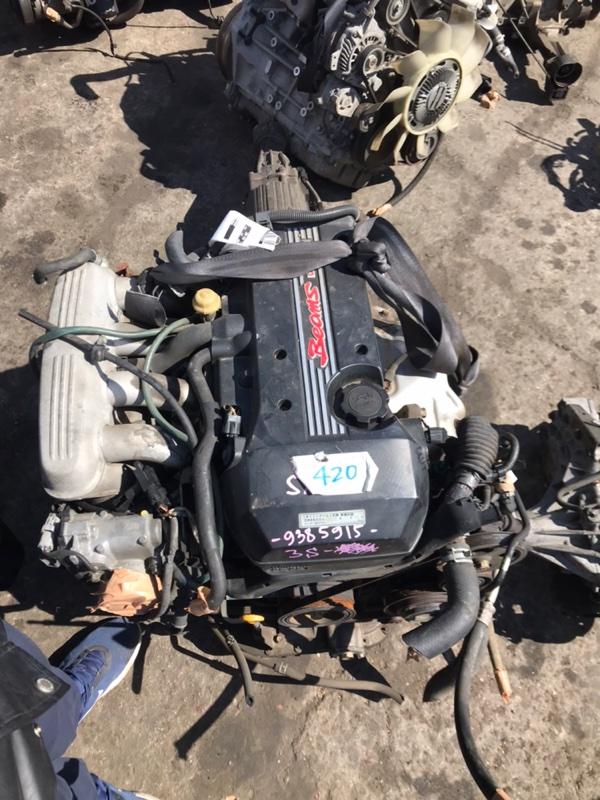 Двигатель Toyota Altezza XE10 3SGE 2002 (б/у)