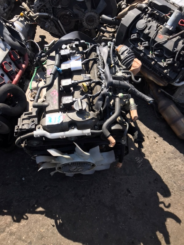 Двигатель Mazda 6 GG L8 2006 (б/у)