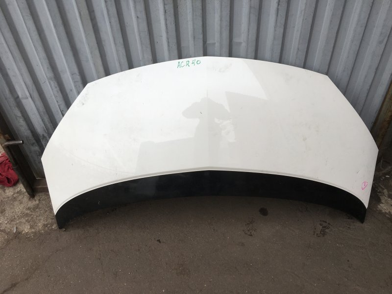 Капот Toyota Estima ACR40 (б/у)