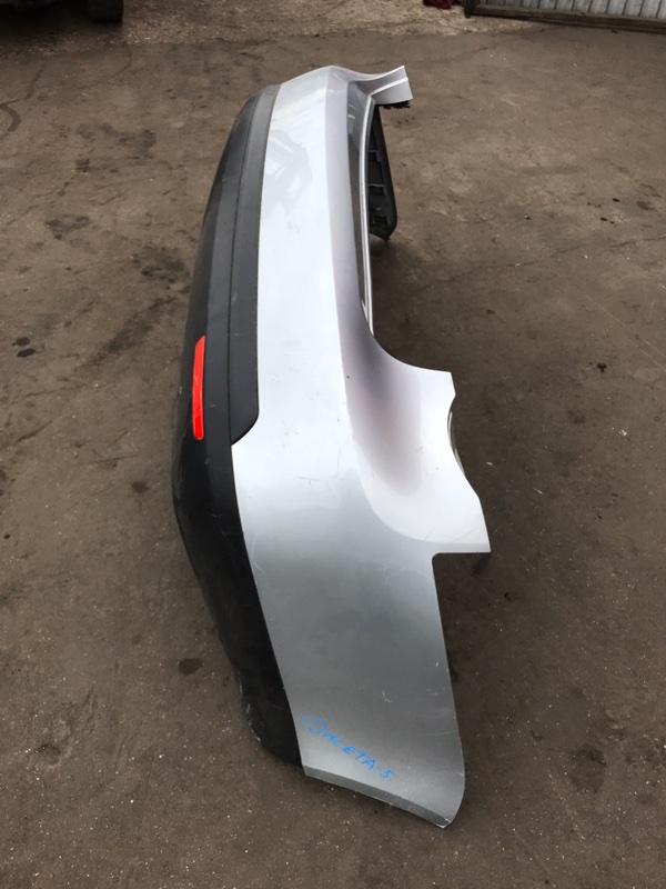 Бампер Volkswagen Jetta 5 задний (б/у)