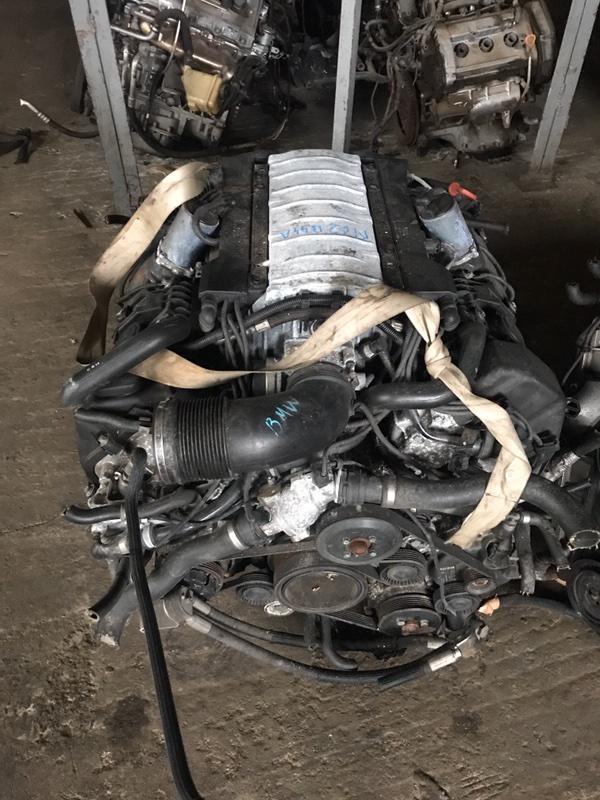 Двигатель Bmw 7 E65 N62B44A 2003 (б/у)
