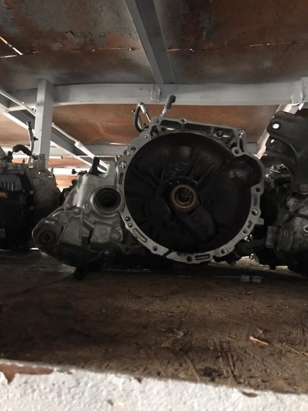 Мкпп Mazda 3 Z6 2008 (б/у)