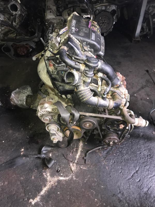 Двигатель Mitsubishi Minica 3G83 2005 (б/у)