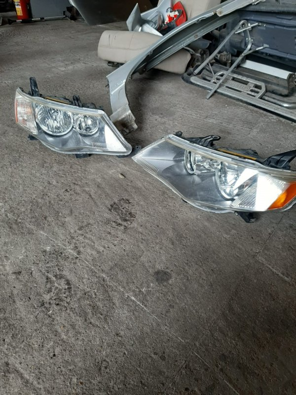 Фара Mitsubishi Outlander Xl CW4W (б/у)
