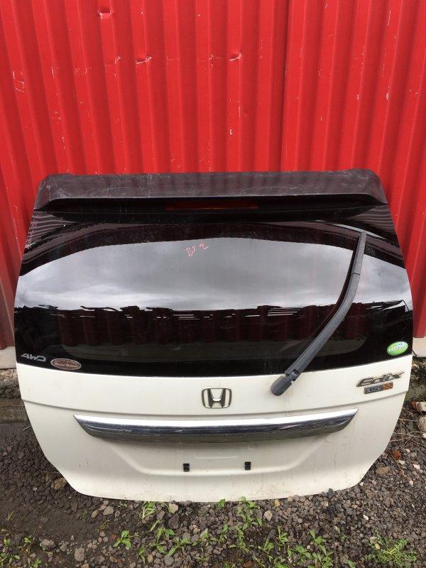 Крышка багажника Honda Fr-V Edix BE (б/у)