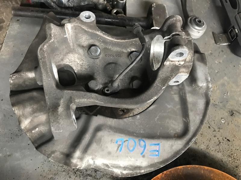 Ступица Bmw 5 E60 2005 передняя (б/у)