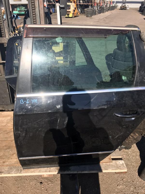 Дверь Volkswagen B6 3C5 2008 задняя (б/у)