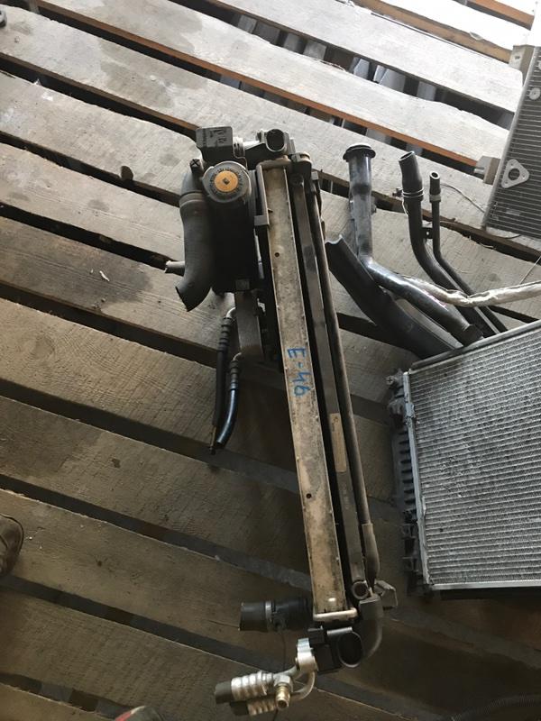 Радиатор двс Bmw 3 E46 2000 (б/у)
