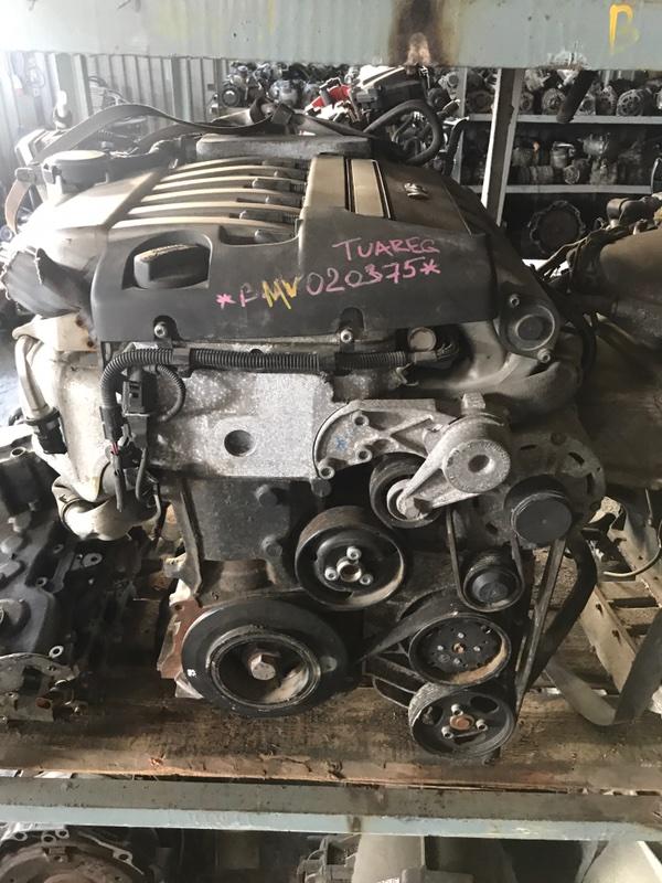 Двигатель Volkswagen Touareg 7LA BMV.3.2 2004 (б/у)