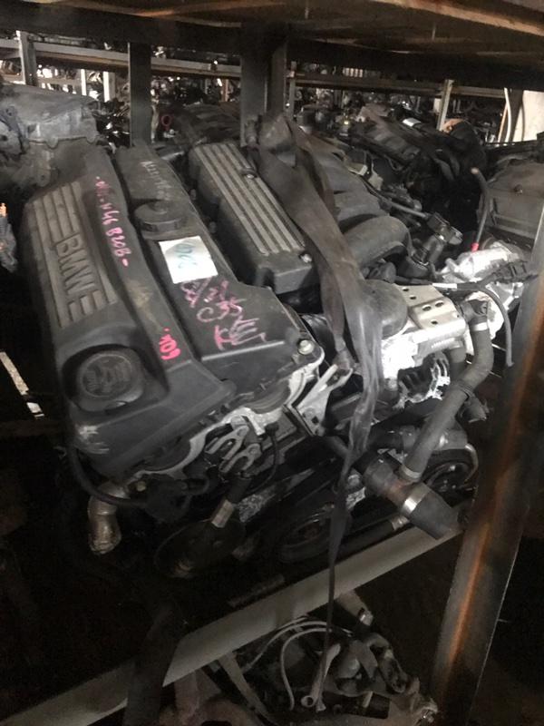 Двигатель Bmw 3 E90 N46B20B 2008 (б/у)