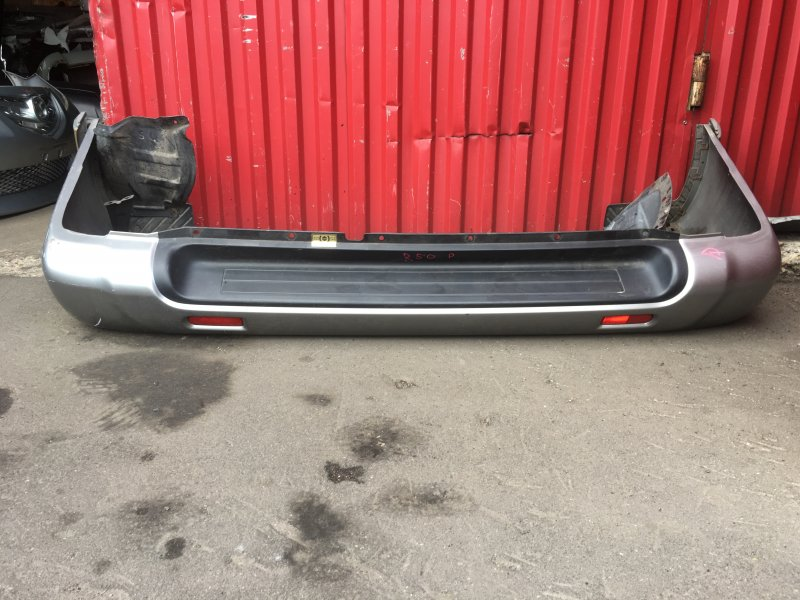 Бампер Nissan Terrano R50 задний (б/у)
