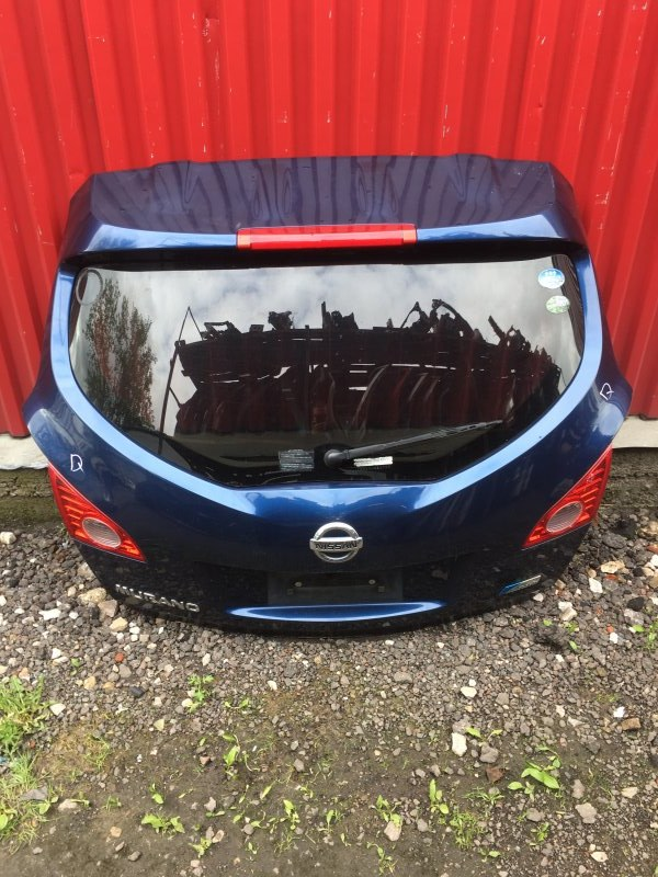 Крышка багажника Nissan Murano Z51 (б/у)