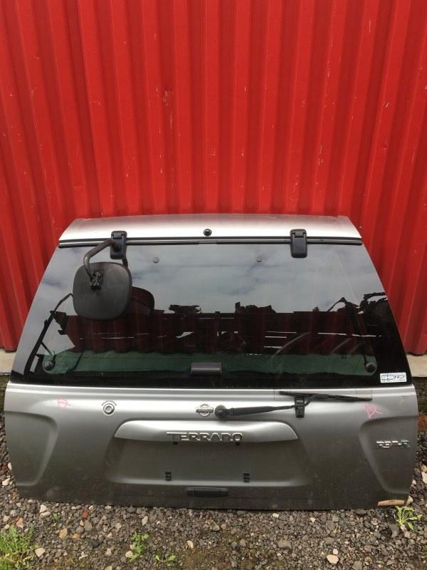 Крышка багажника Nissan Terrano R50 2000 (б/у)